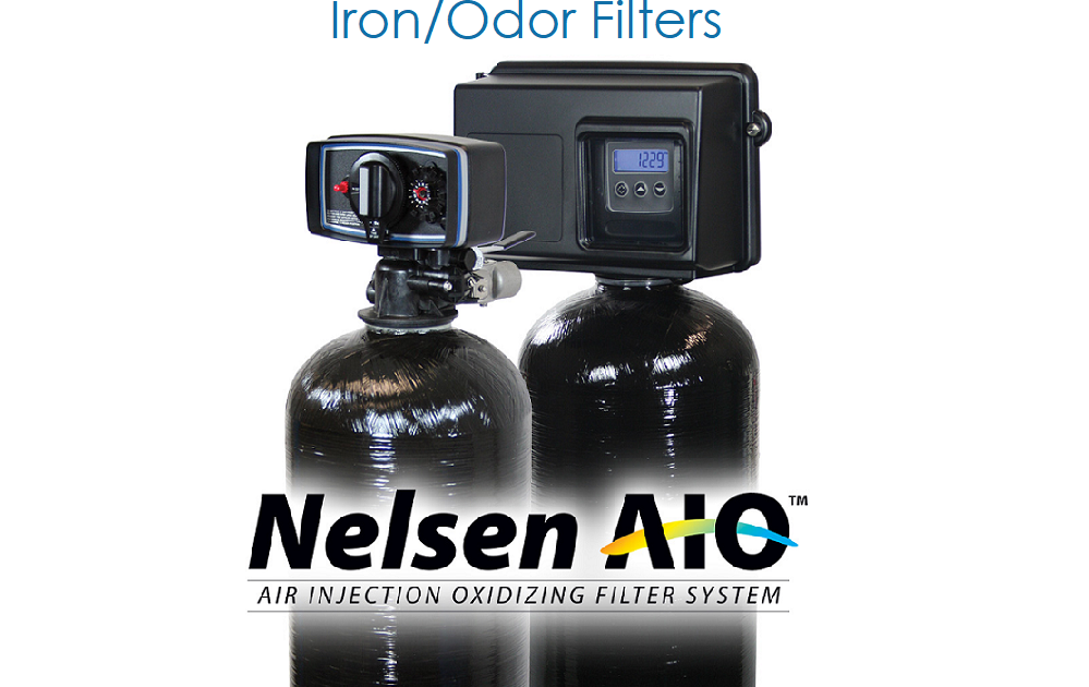 Iron Odor Filters