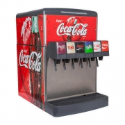 Soda Fountain Purified water