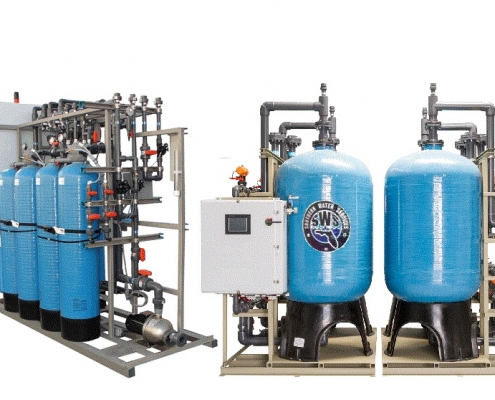 Skid Mounted Industrial Water Systems