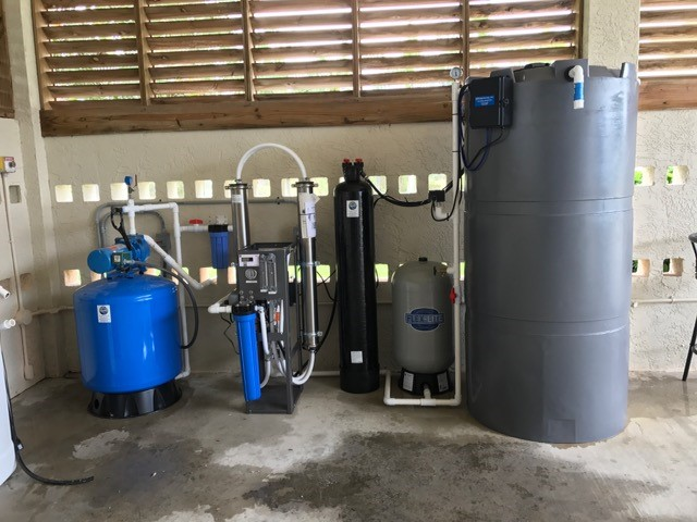 Custom Reverse osmosis Ranch Colony